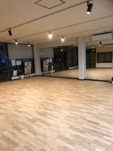 清水屋百貨店スタジオ 店内